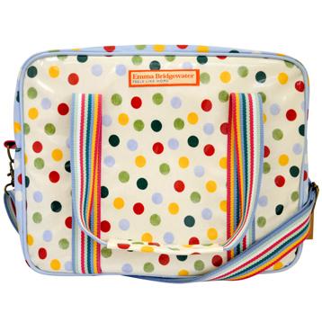 Polka Dot Cool Bag