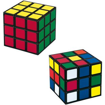 Rubiks Cube Storage Tin