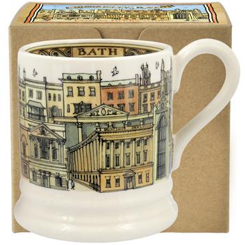 Bath ½ Pint Mug