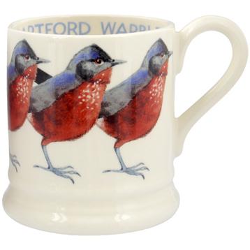 Dartford Warbler ½ Pint Mug