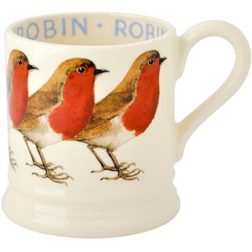 Robin 1/2 Pint Mug
