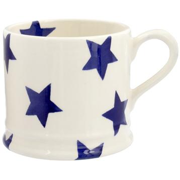 Blue Star Baby Mug