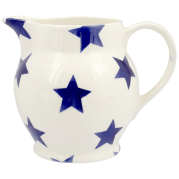 Blue Star ½ Pint Jug