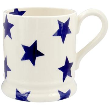 Blue Star ½ Pint Mug