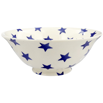 Blue Star Medium Serving Bowl