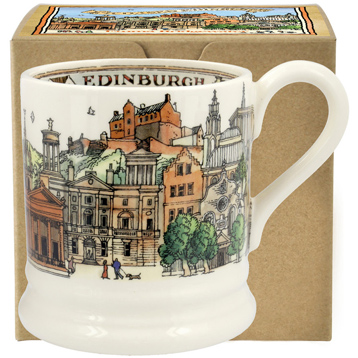 Edinburgh ½ Pint Mug