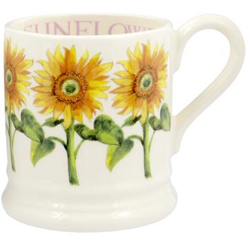 Sunflower ½ Pint Mug