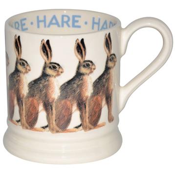 Hare 1/2 Pint Mug