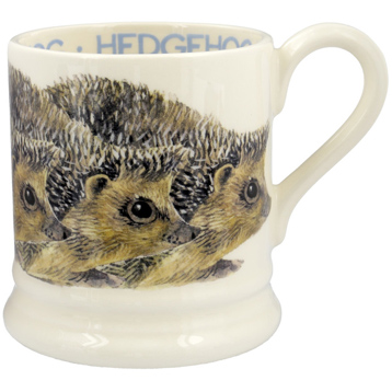 Hedgehog ½ Pint Mug