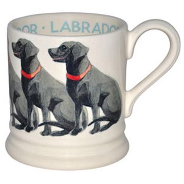Labrador 1/2 Pint Mug