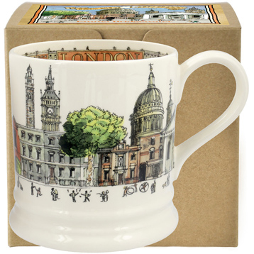 London 1 Pint Mug