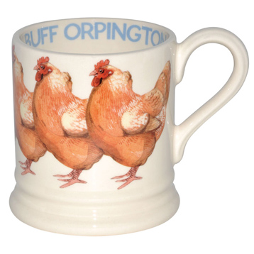 Buff Orpington Mug