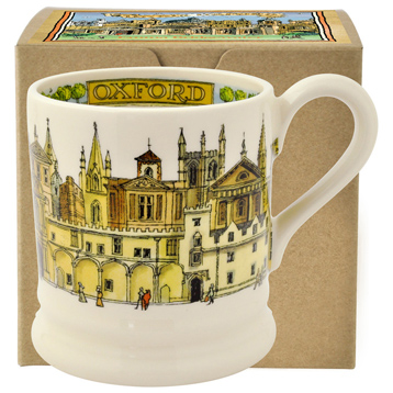 Oxford ½ Pint Mug