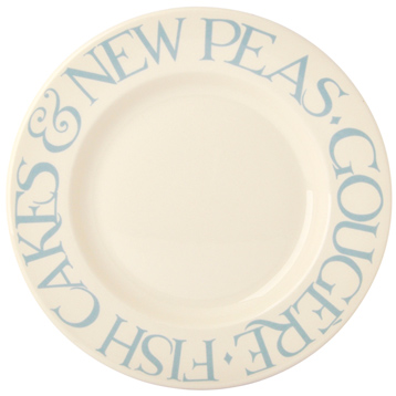 "10½"" Plate"