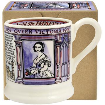 Queen Victoria ½ Pint Mug