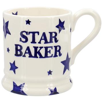 Star Baker ½ Pint Mug