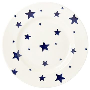 Starry Skies Plate