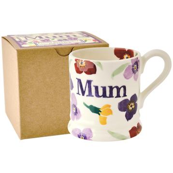 """""""Mum"""" 1/2 Pint Mug"""