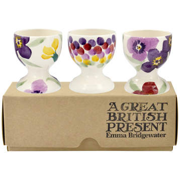 Set of Three Egg Cups