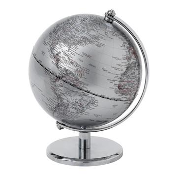 13cm Silver Globe