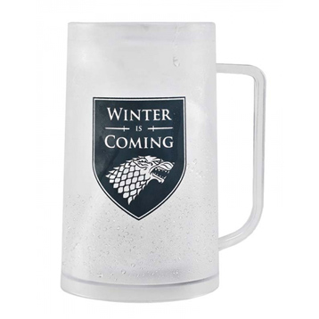 'Winter is Coming' Freezable Tankard
