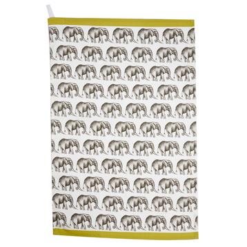 Savanna Gooseberry Cotton Tea Towel