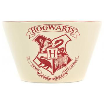 Hogwarts Crest Stoneware Bowl