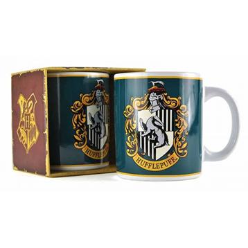 Hufflepuff Crest Mug 350ml (Boxed)