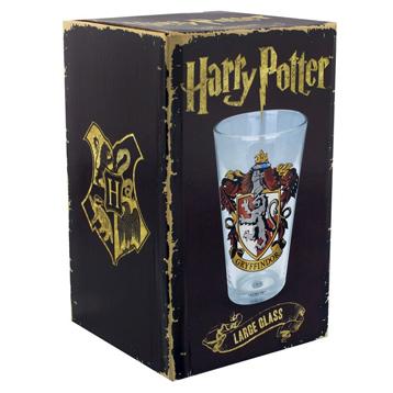 Large Glass (Gryffindor Crest)