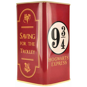 Tall Money Tin Platform 9¾