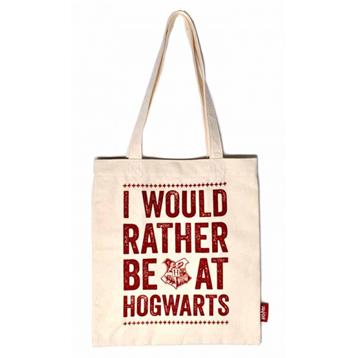 Shopper (Hogwarts Slogan)