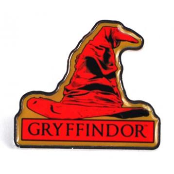 Gryffindor Sorting Hat Enamel Badge