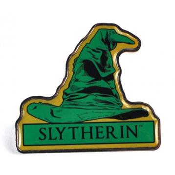 Slytherin Sorting Hat Enamel Badge