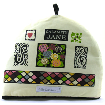 Calamity Jane Cotton Tea Cosy