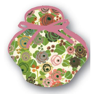Floral Romance Cotton Open Top Cosy