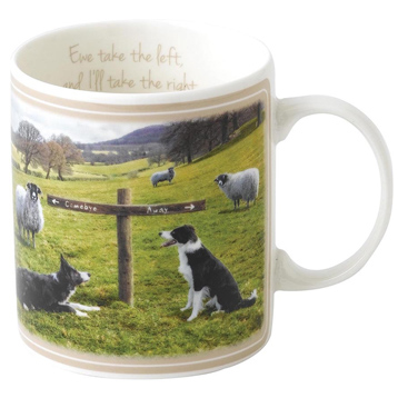 Ewe Take The Left Mug