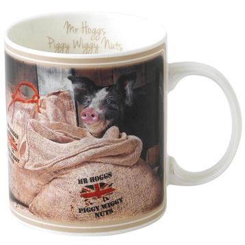 Mr Hogg's Piggy Wiggy Nuts Mug