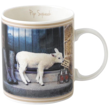 Pip Squeak Mug
