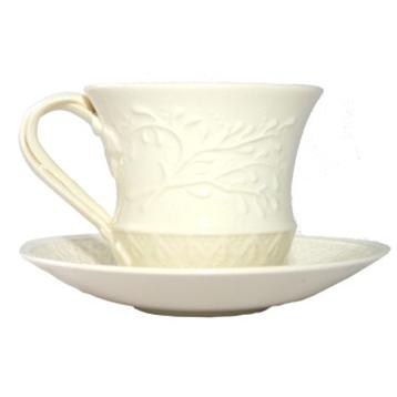 Christmas Tea Cup & Saucer