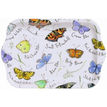 Madeleine Floyd Butterfly Melamine Small Tray
