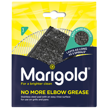 Marigold No More Elbow Grease Stainless Steel Pad