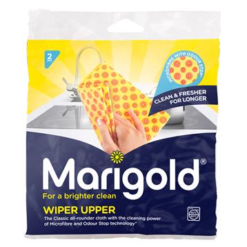 Marigold Wiper Upper All Purpose Cloth (2 Pieces)