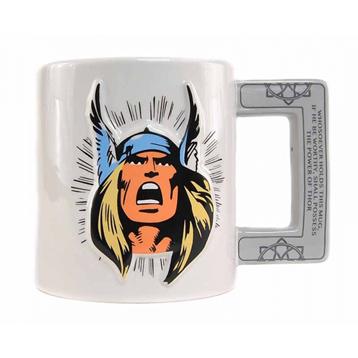 Thor Embossed Mug (Boxed)