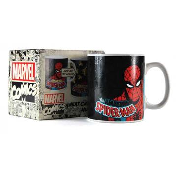Spider-Man Heat Changing Mug