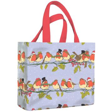 Robins PVC Mini Gusset Bag