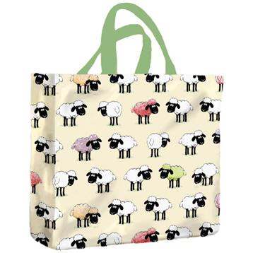 McCaw Allan Sheepish PVC Medium Gusset Bag