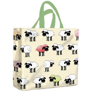 McCaw Allan Sheepish PVC Mini Gusset Bag