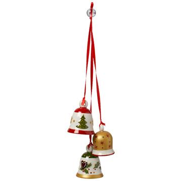 My Christmas Tree Trio Christmas Bells Ornaments