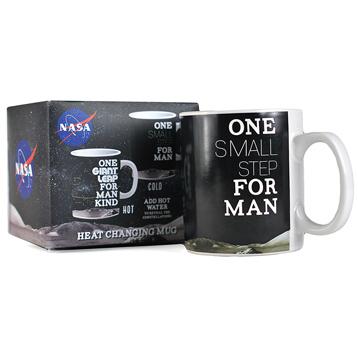 NASA Constellation Heat Changing Mug