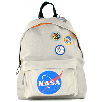 NASA Rucksack with Badges